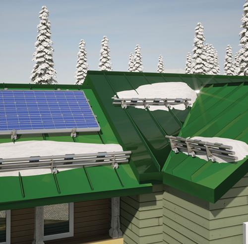 PV Pointer: Safety tips for rooftop solar panels in snow country