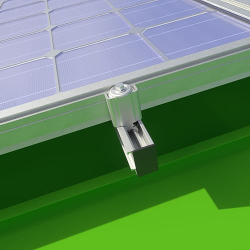 Metal Roof Solar Racking Systems (COMING SOON)
