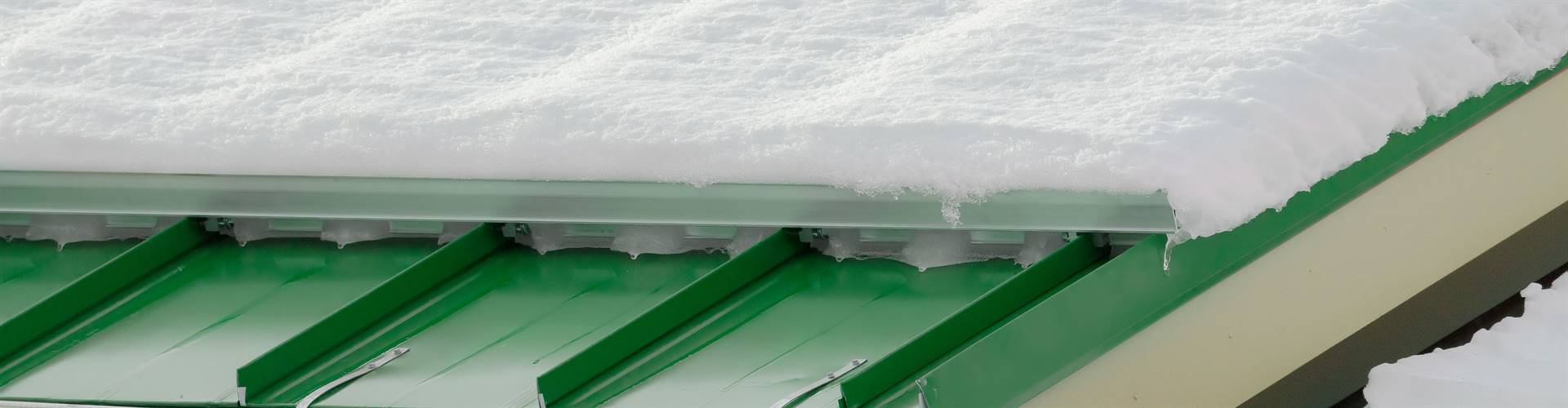 SNOW GUARDS BUILT FOR INSTALLERS WITH NO TIME FOR MESSING AROUND