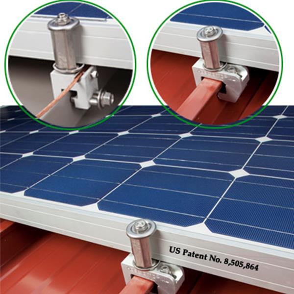 AceClamp® A2® Solar Roof Fastening System