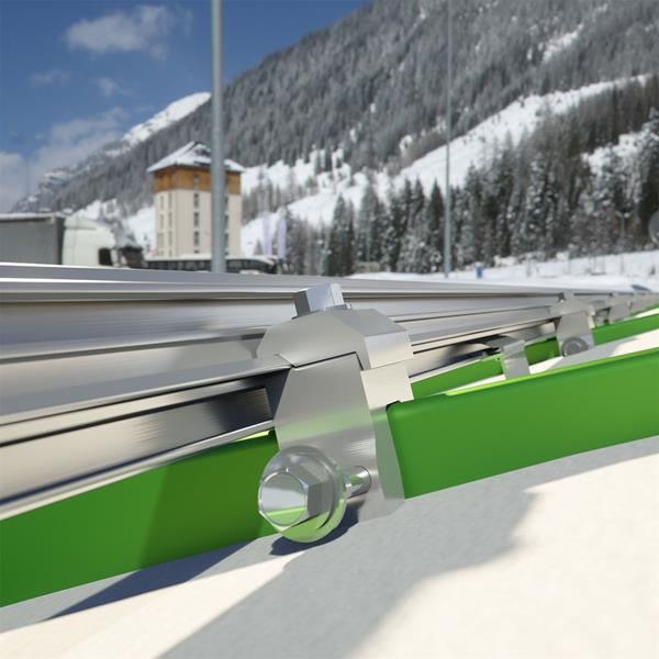Snow retention manufacturer receives key patent