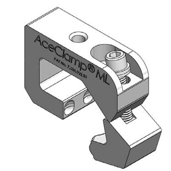 AceClamp® ML Roofing Clamp Receives FM Approval