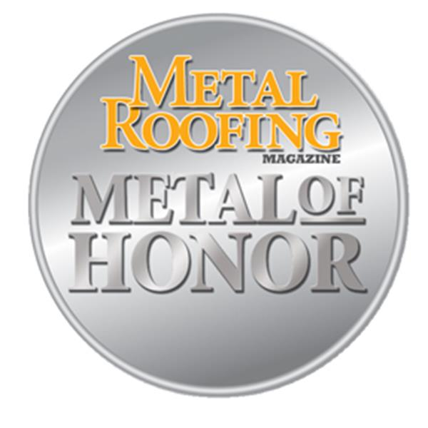 AceClamp® Receives Metal Roofing Top 10 Product Award