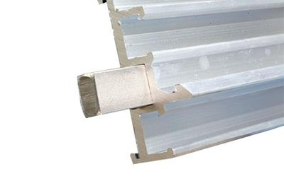 AceClamp, Color Snap® Rail Assembly