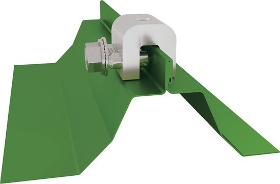 AceClamp A2®-Mini Structural, Wind and Seismic Metal Roofing Clamp