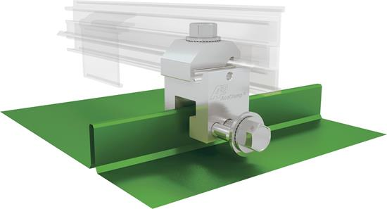 AceClamp Color Snap® A2® Snow Rail System